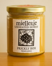 Prickly Box honey